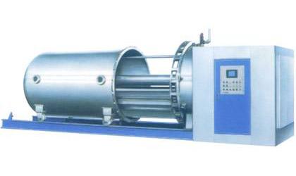 NGR系列高温高压推进式卷染机