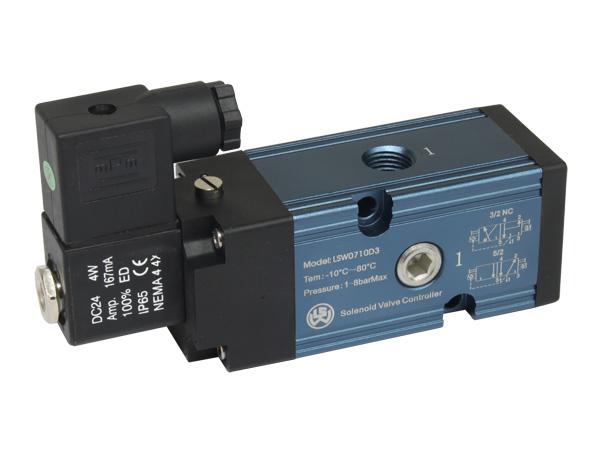 隆圣威防爆电磁阀防爆等级cLSW0710D3F0