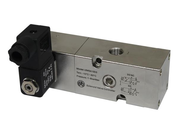 隆圣威防爆电磁阀防爆等级cLSW0610D3F0